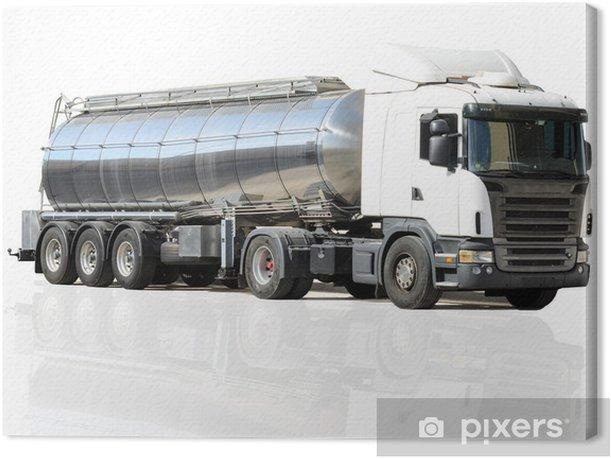Obraz na płótnie Ciężarówka - Transport drogowy