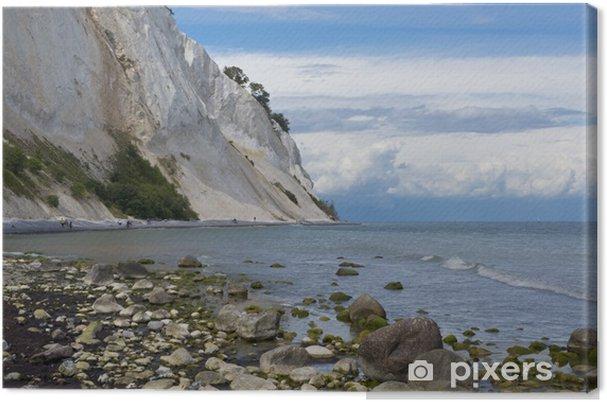 Obraz na płótnie Cliffs of Mons Klint - Europa