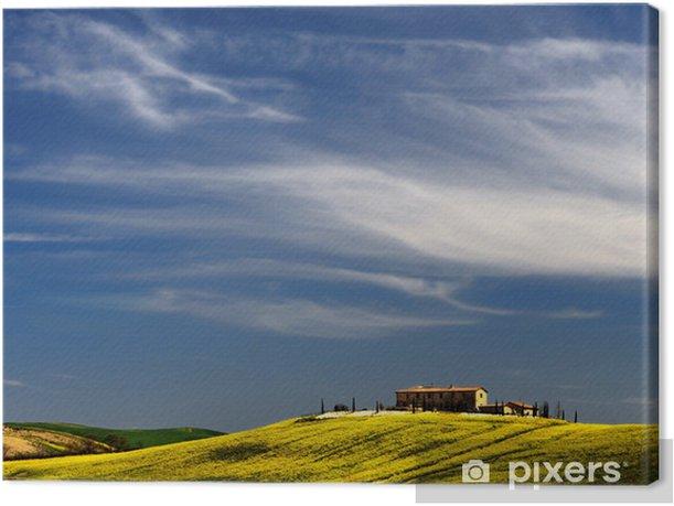 Obraz na płótnie Collina - Niebo