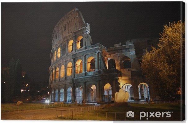 Obraz na płótnie Coloseum - Zabytki