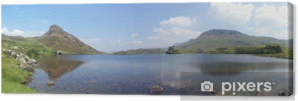 Obraz na płótnie Cregennen Jeziora 2 - Europa
