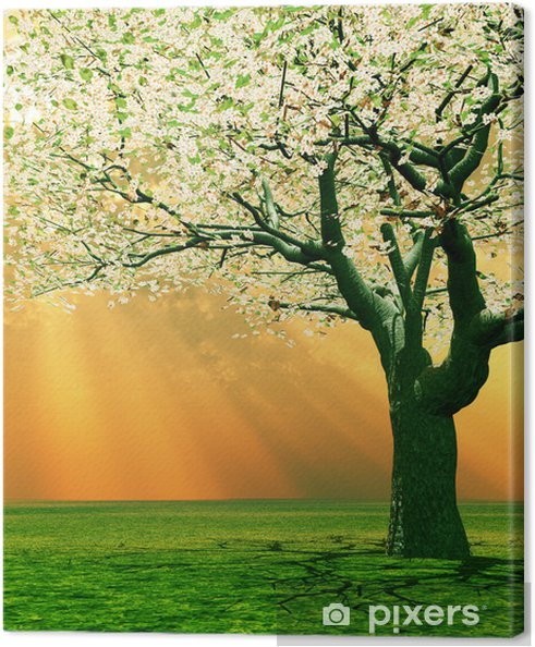 Obraz na płótnie Dekoracje wiosna - Pory roku