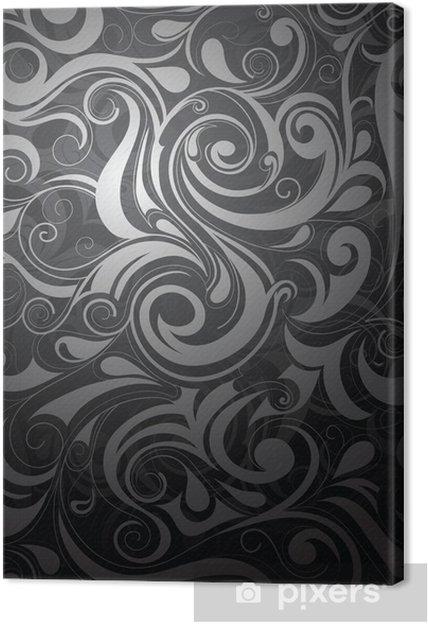 Obraz na płótnie Dekoracyjne abstrakcji - Tła