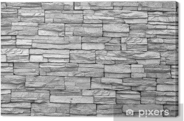 Obraz na płótnie Dekoracyjne mur wall.Brick jako tło. - Tematy