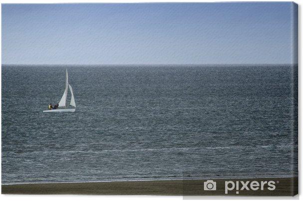 Obraz na płótnie Deriveur - Sporty wodne