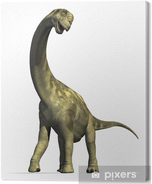 Obraz na płótnie Dinosaur Camarasaurus 2 - Naklejki na ścianę