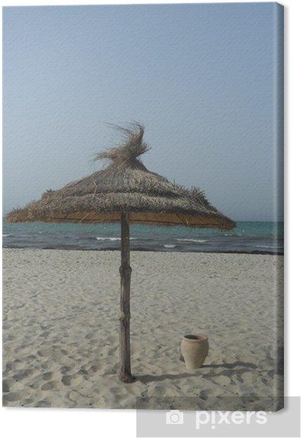 Obraz na płótnie Djerbienne plaży - Woda