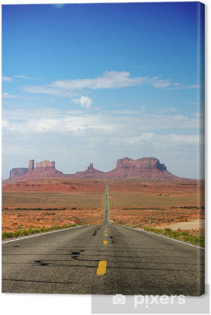 Obraz na płótnie Dolina pomnik - Ameryka