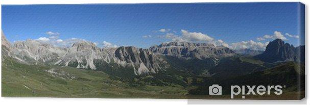 Obraz na płótnie Dolomity - Europa