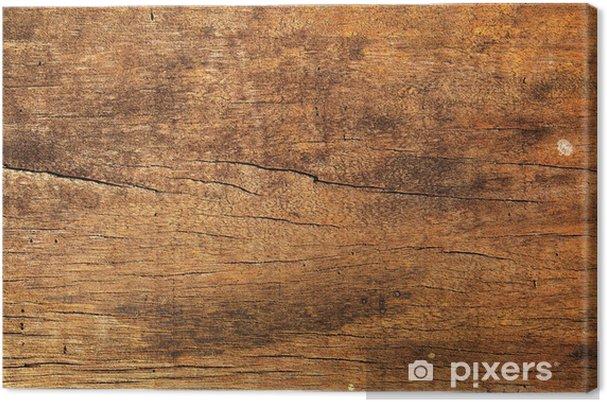 Obraz na płótnie Drewniane tekstury - Tekstury