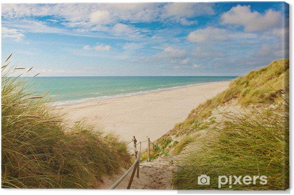 Obraz na płótnie Droga do plaży - Tematy