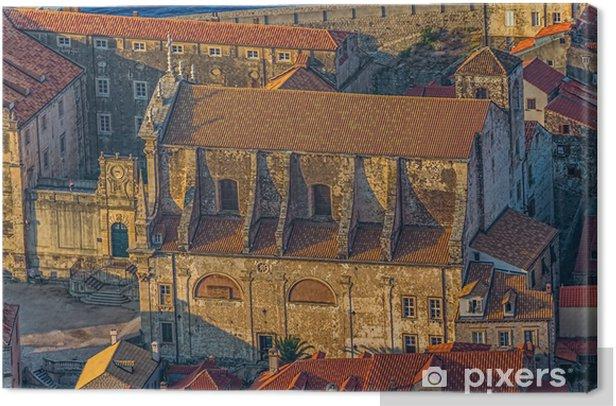 Obraz na płótnie Dubrownik stare miasto - Europa