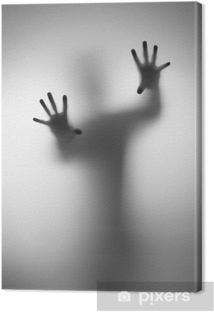 Obraz na płótnie Duchy rąk - Mężczyźni