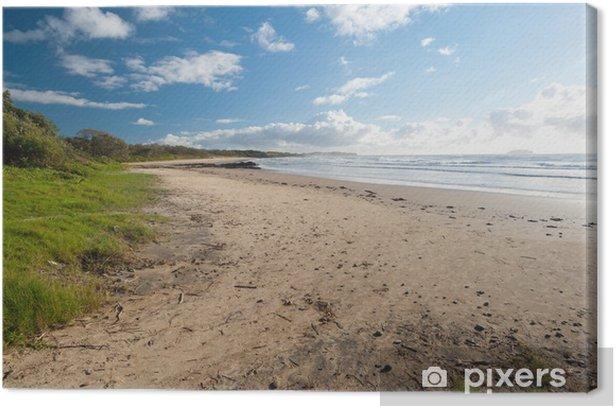 Obraz na płótnie Emerald Beach w Australii - Woda