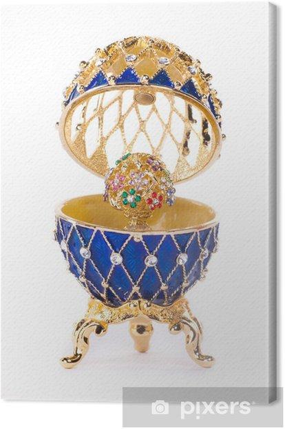 Obraz na płótnie Faberge jaja. - Moda
