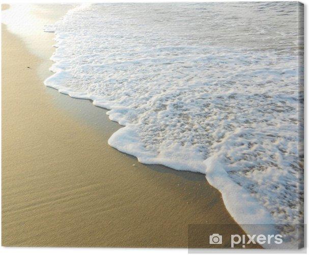 Obraz na płótnie Fal oceanicznych - Pory roku