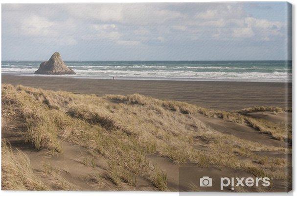 Obraz na płótnie Falista Beach, Nowa Zelandia - Oceania