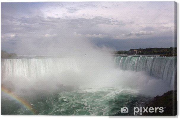 Obraz na płótnie Falls - Ameryka