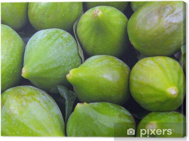 Obraz na płótnie Figi-02 - Owoce