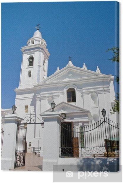 Obraz na płótnie Filar Kościół w Buenos Aires, Argentyna - Ameryka