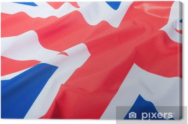 Obraz na płótnie Flaga narodowa Wielkiej Brytanii - Tematy