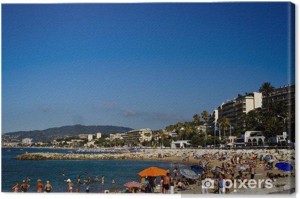 Obraz na płótnie Francja Cannes - Europa