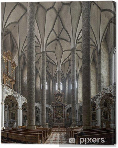 Obraz na płótnie Fraziskanerkirche w Salzburgu - Tematy