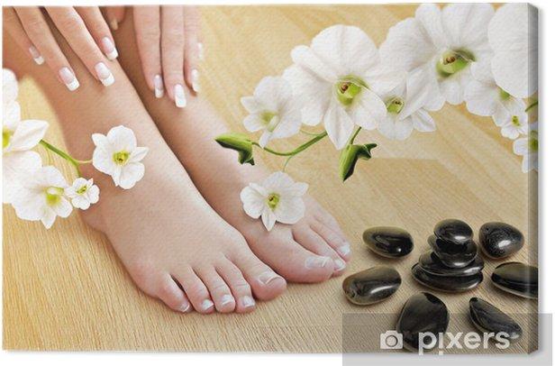 Obraz na płótnie French manicure Uroda - Przeznaczenia