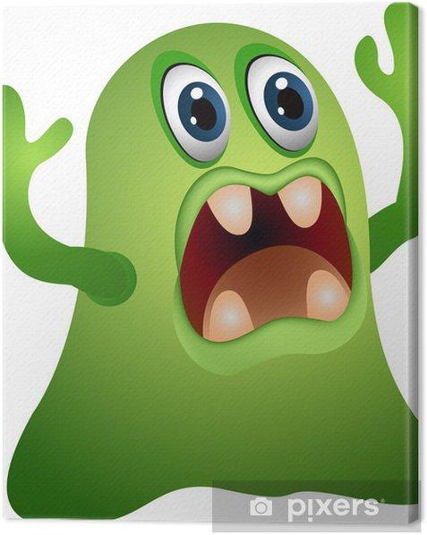 Obraz na płótnie Funny cartoon potwór - Ssaki