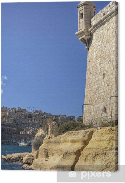 Obraz na płótnie Gardjola z Sant 'Angelo - Europa