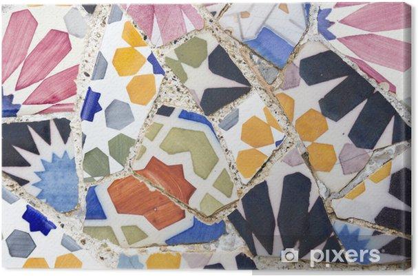 Obraz na płótnie Gaudiego dekoracyjne - Miasta europejskie