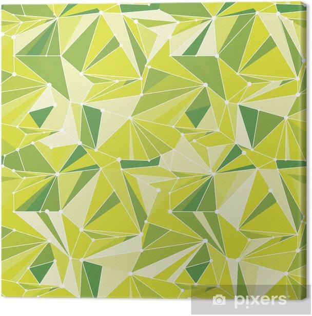 Obraz na płótnie Geometryczny wzór powtarzalne - Sztuka i twórczość