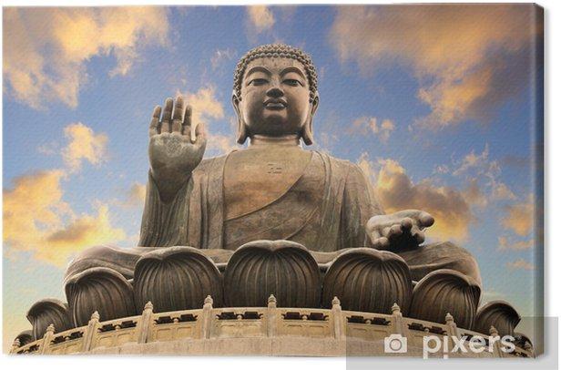 Obraz na płótnie Giant Buddha - Style