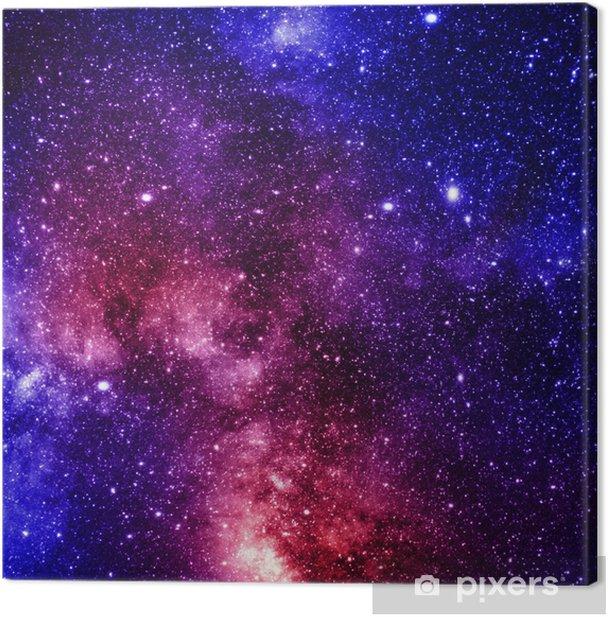 Obraz na płótnie Głęboki kosmos - Wszechświat