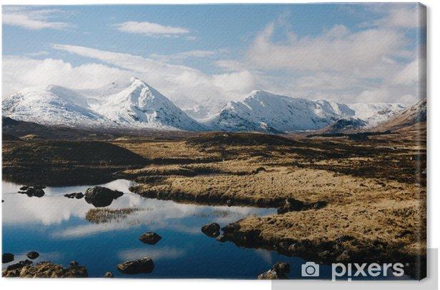 Obraz na płótnie Glencoe w szkocji - Krajobrazy