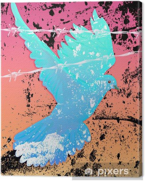 Obraz na płótnie Gołąb pokoju - Ssaki