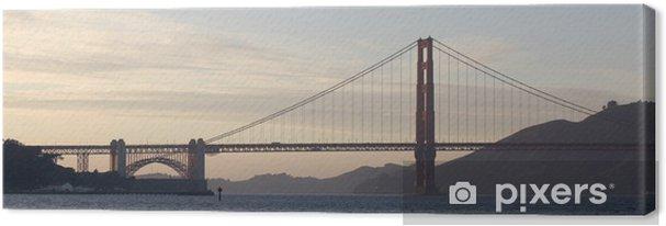 Obraz na płótnie Golden Gate Bridge w San Francisco - Miasta amerykańskie