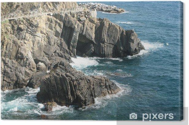 Obraz na płótnie Góra wody - Zabytki