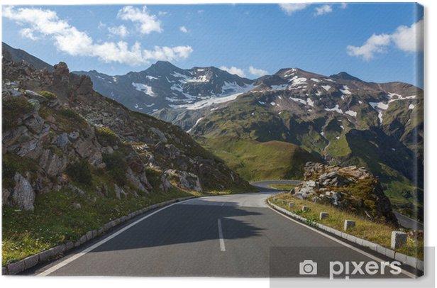 Obraz na płótnie Górska droga - Tematy