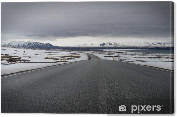 Obraz na płótnie Górskich drogach - Góry
