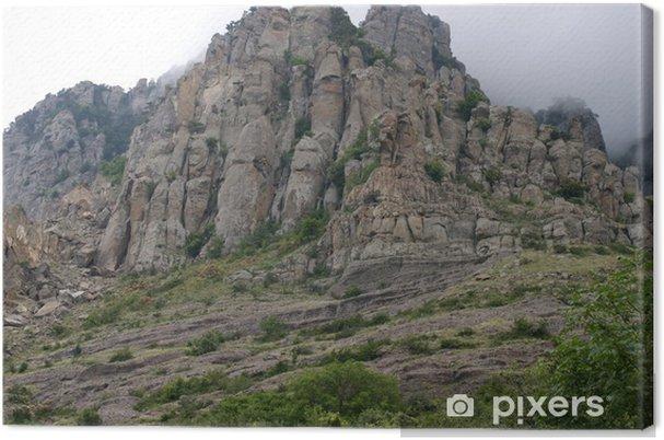 Obraz na płótnie Gory - Góry