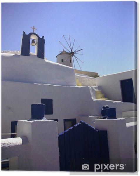 Obraz na płótnie Grecki architektura - Europa