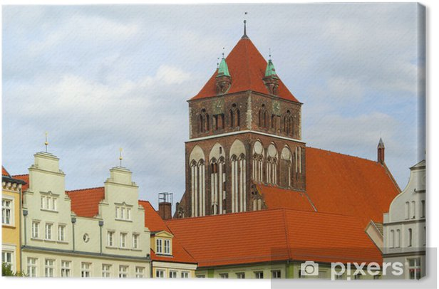 Obraz na płótnie Greifswald 03 - Europa