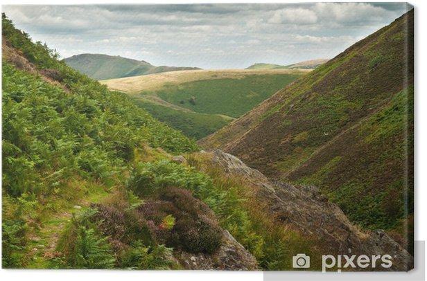 Obraz na płótnie Gręplowania Valley Mill - Krajobraz wiejski