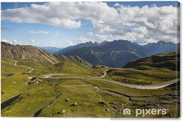Obraz na płótnie Grossglockner High Alpine Road - Europa