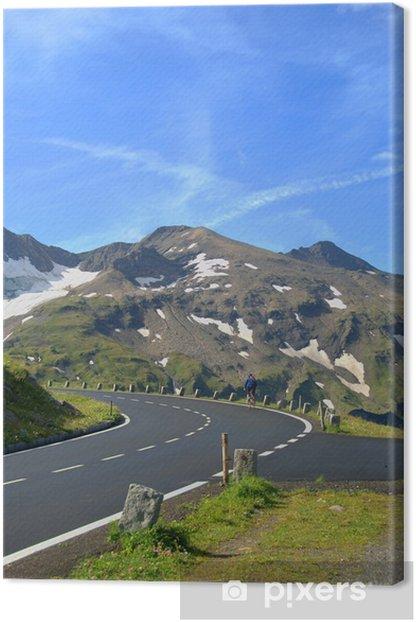 Obraz na płótnie Grossglockner High Alpine Road - Góry