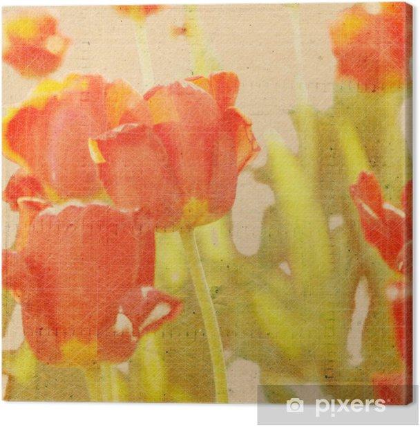 Obraz na płótnie Grunge tekstury papieru. abstrakcyjne tło natura - Tła