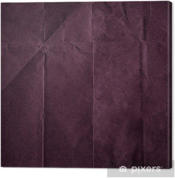 Obraz na płótnie Grunge tekstury papieru, rocznika tle - Tekstury