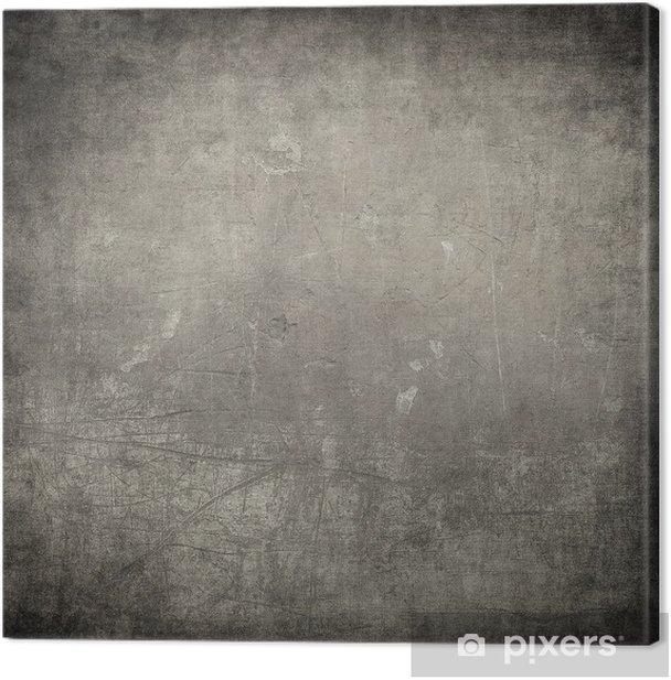 Obraz na płótnie Grunge tle z miejsca na tekst lub obraz. - Tła