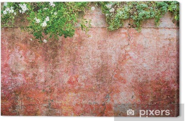 Obraz na płótnie Grungy ściany tekstury - Tła